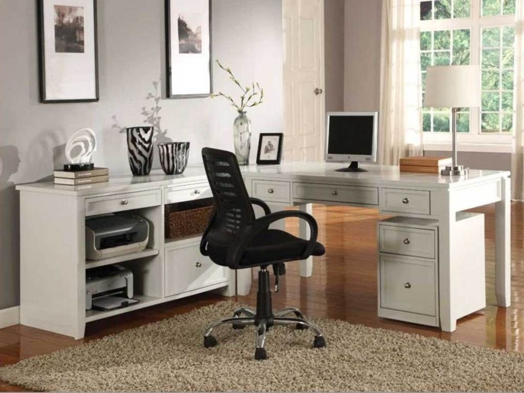 Awesome Fresh White Home Office Furniture Collections 29 For Your Small Home Decora Cheap Office Furniture Small Office Furniture Modular Home Office Furniture