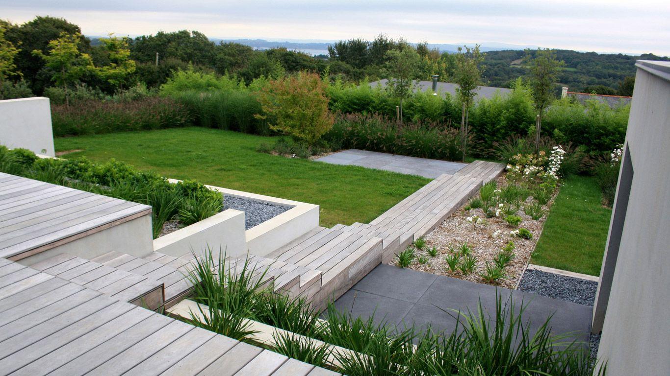 Jean luc h ry architecte chez famille guillaume for 6 jardin guillaume bouzignac