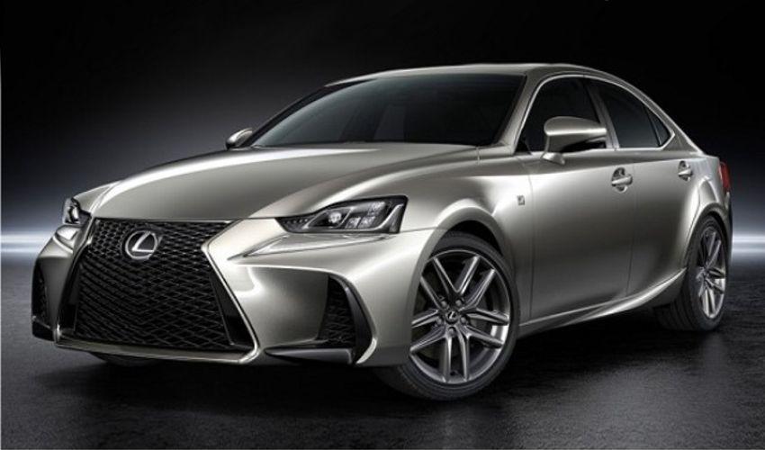 2018 Lexus Is Redesign Changes Exterior Specs And Interior Rumors