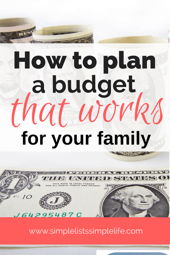 Budgeting Tips And Tricks To Ensure A Family Budget That Works