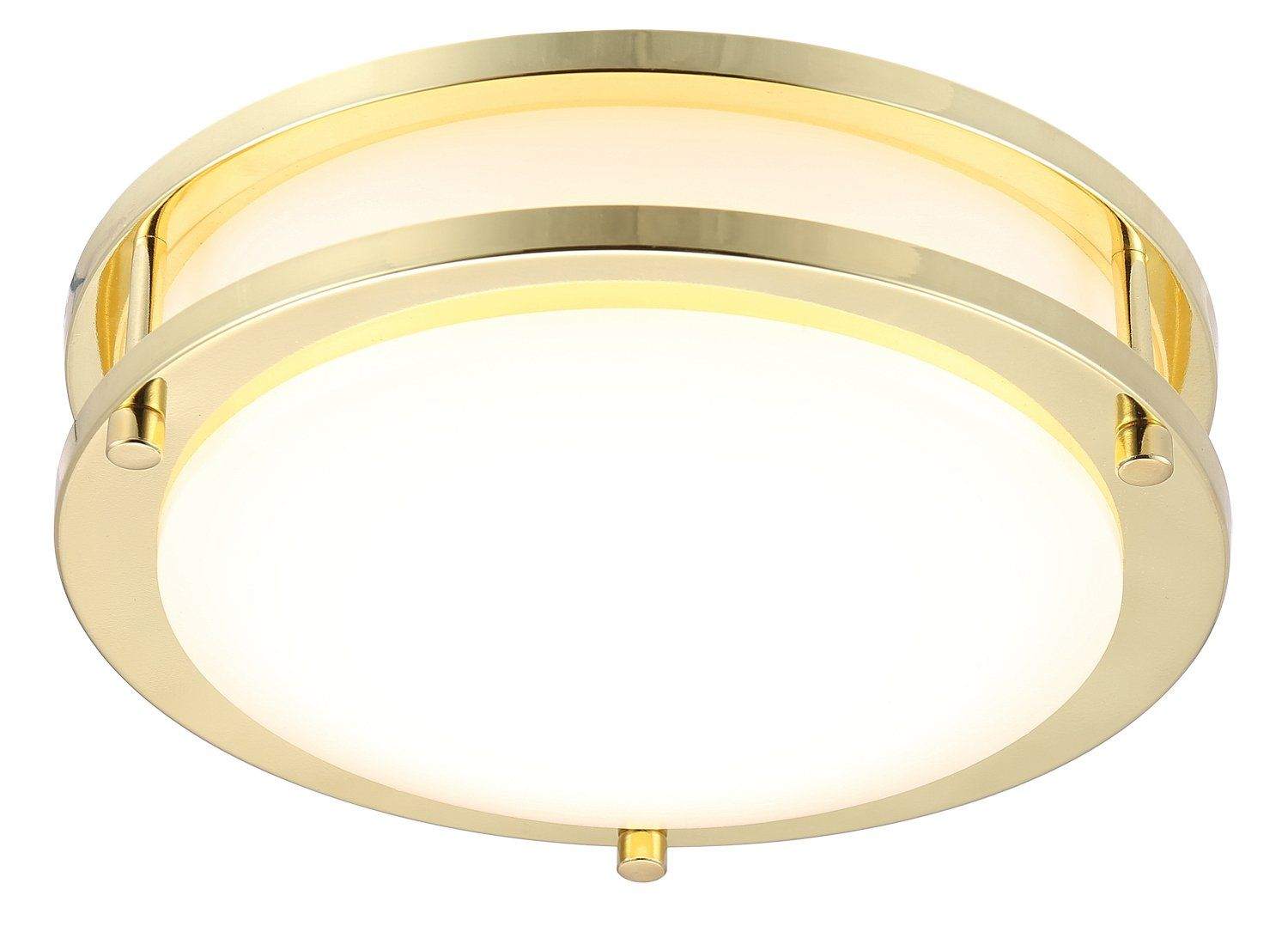 Cloudy Bay Led Flush Mount Ceiling Light 10 Inch 17w 120w Equivalent Dimmable 1150lm 3000k Warm Flush Mount Ceiling Lights Ceiling Lights Round Light Fixture
