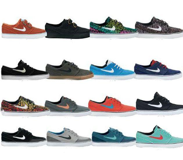 Nike SB Stefan Janoski Low (Wiosna 2014