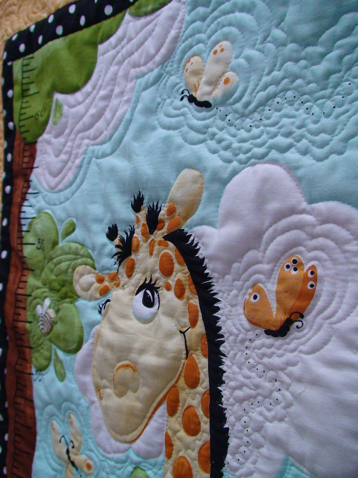 Susybee Zoe Growth Chart Free Motion Quilting On Domestic Machine