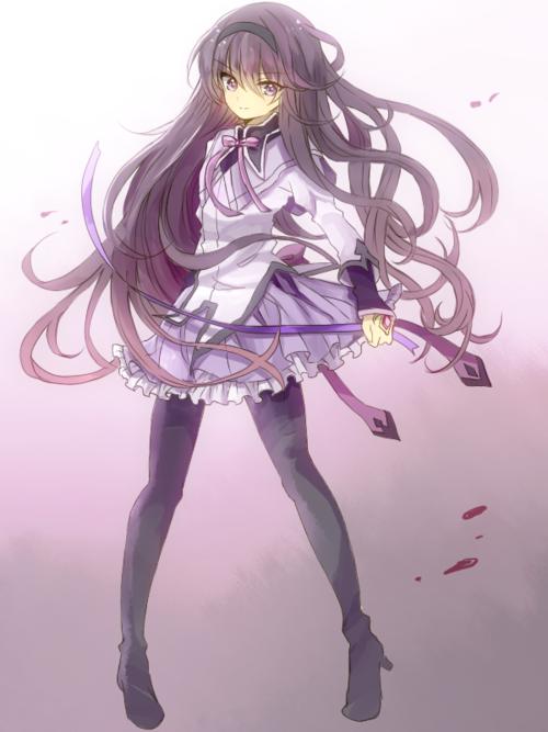 Madoka Magica- Homura