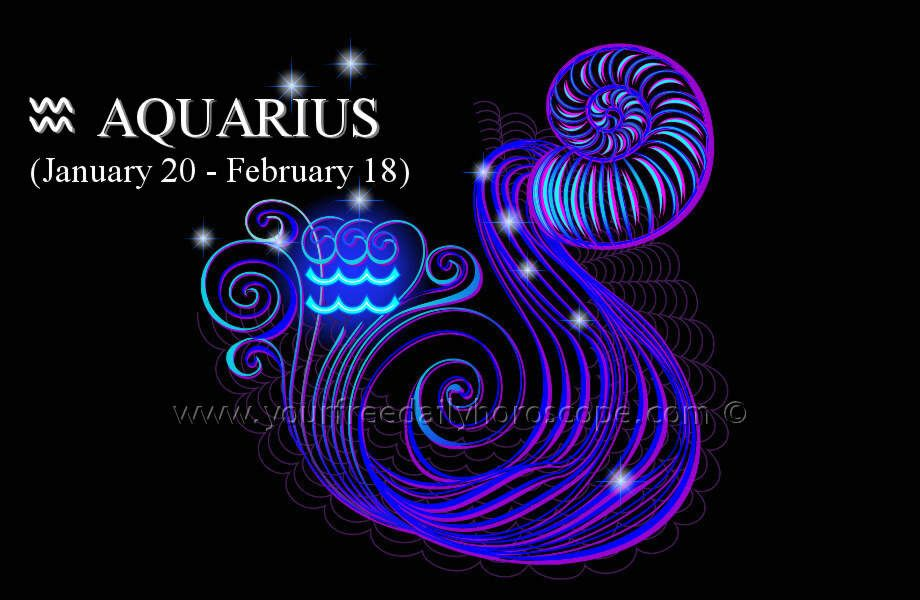 Free Aquarius Horoscopes ~ Astrological, Love, Money