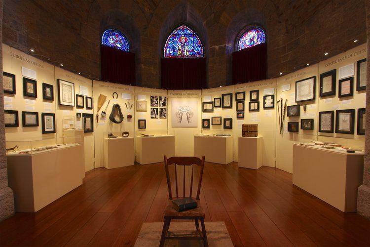 """""""Powwowing in Pennsylvania: healing rituals of the dutch country"""" — Glencairn Museum"""