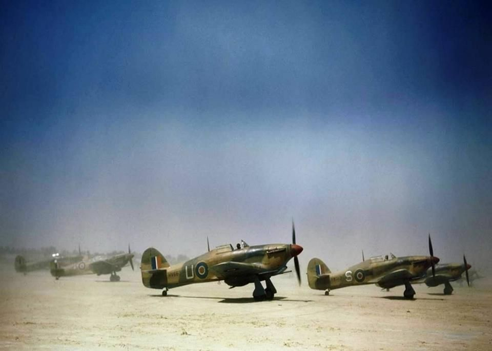 Hawker Hurricane Tank Busters of the RAF 6 Squadron