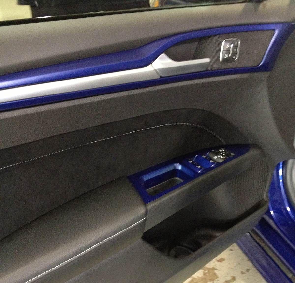Ford Fusion Talladega Interior Ford Fusion