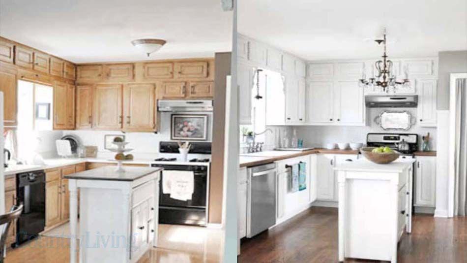 12 exemples « avant – après » pour un relooking maisons totalement