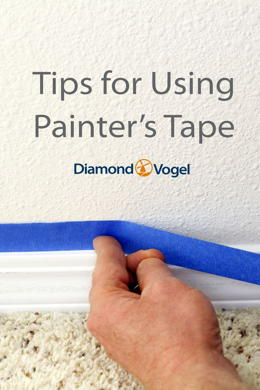 Not all painter's tape is created equal, of course. They