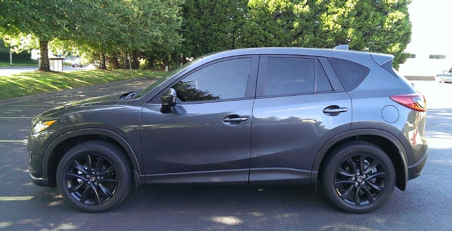 CX5 w dark rims Compact SUVs Pinterest Mazda
