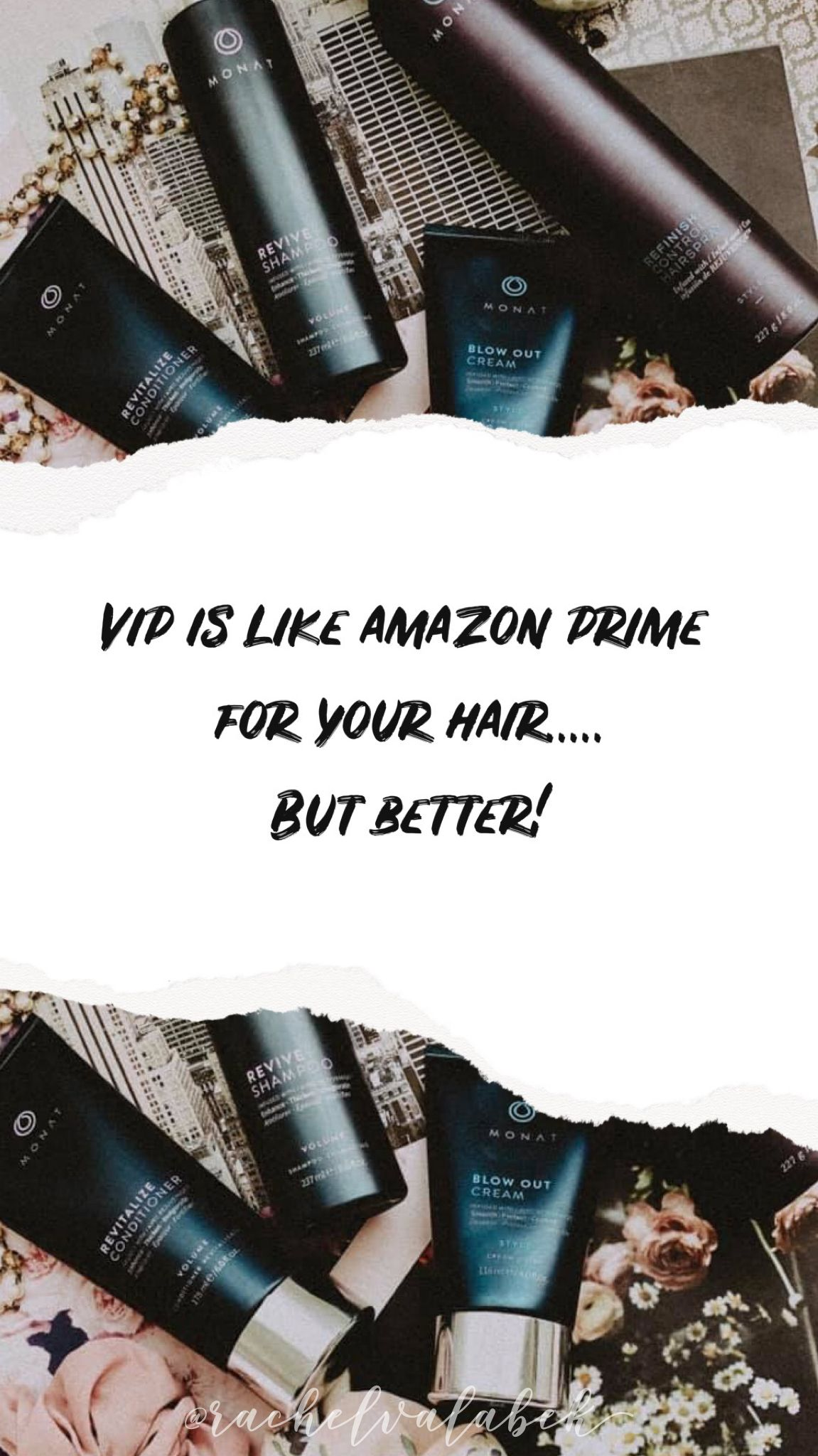 Monat's VIP program is better than prime.