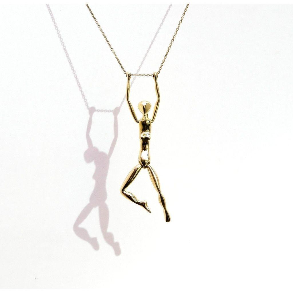 Hanging around pendant necklace Products Pinterest Pendants