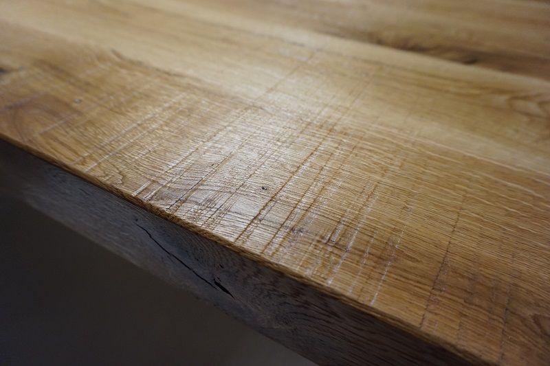 piano in rovere per tavolo su misura | Tavolo su misura