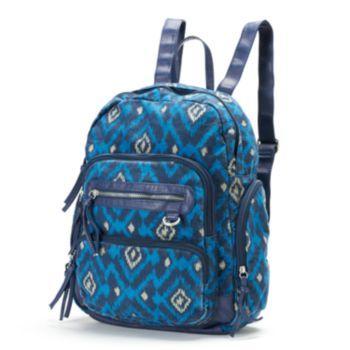Mudd Maddie Ikat Backpack
