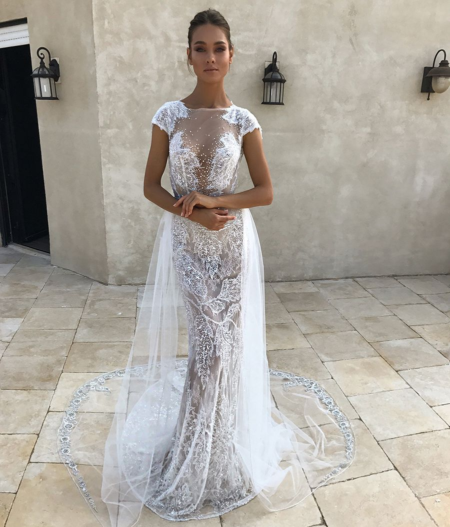 berta's fall/winter 2018 bridal couture wedding dresses at new york