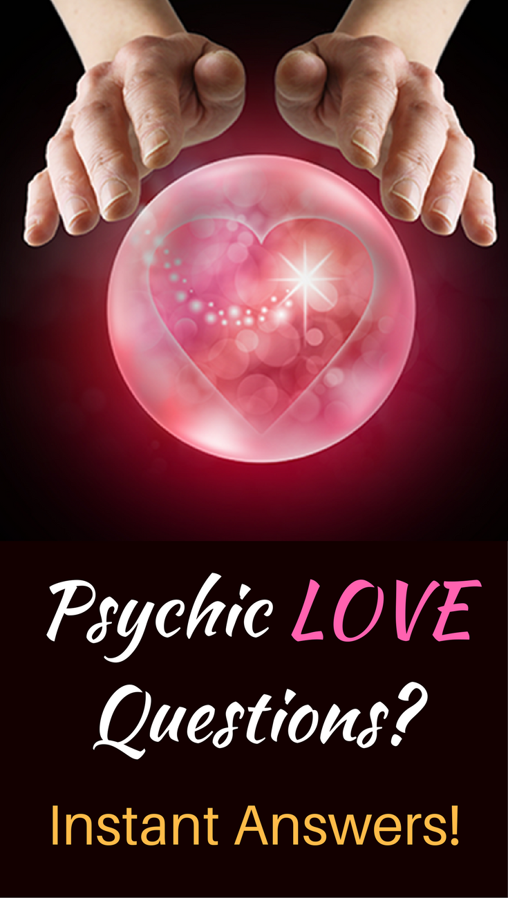 Free psychic questions about #love  Are you two meant to be together