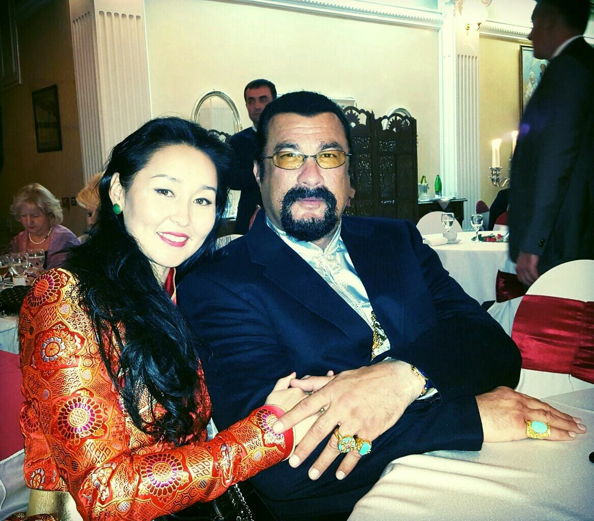 steven seagal wiki spouse or wife net worth children age and height