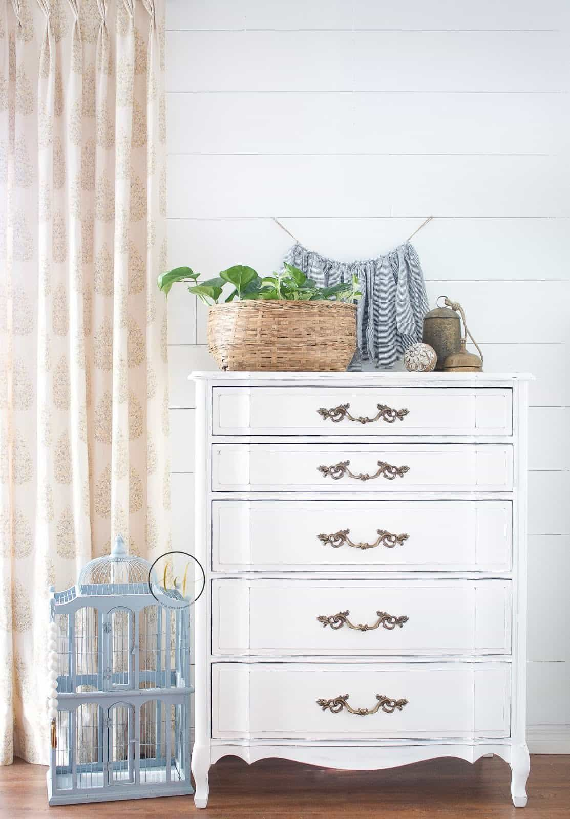 Shabby Chic French Provincial Dresser Country Chic Paint Blog In 2020 Shabby Chic Dresser Shabby Chic Country Chic Paint