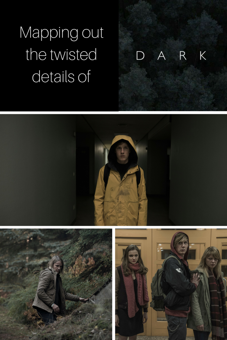 Sorting Out The Timeline In The Netflix Original Dark Season 1 Netflix Originals Netflix Dark