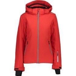 Photo of Cmp Damen Jacke Jacket Zip Hood, Größe 42 In Rot F.lli Campa…