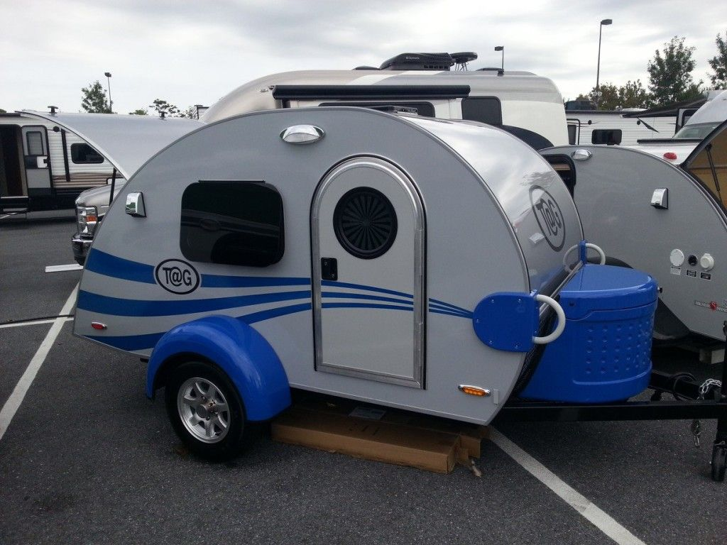 Posted in retro vintage tagged classic cars teardrop caravan vintage - Vintage Trailers Little Guy Unveils The T G Teardrop Trailer Love The Design