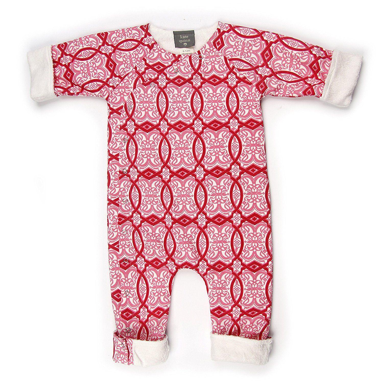 Amazon.com: Kate Quinn Organic Unisex-baby Kimono Jumpsuit: Clothing