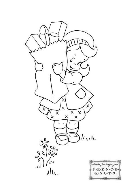 girl_shopping1 by niccivale, via Flickr for my dishtowels