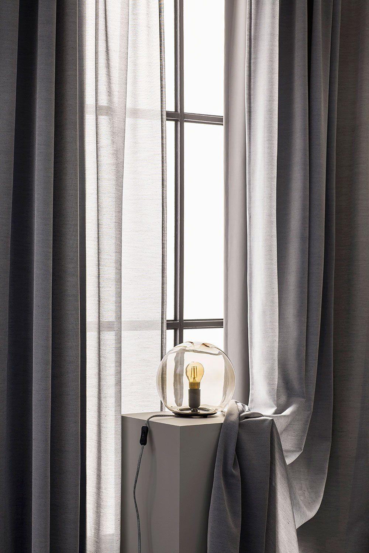 Rideau Gris Perle Ikea un rideau gris léger, ikea | rideaux gris, rideaux, chambre