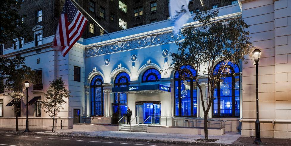 Radisson Blu Warwick Hotel Philadelphia