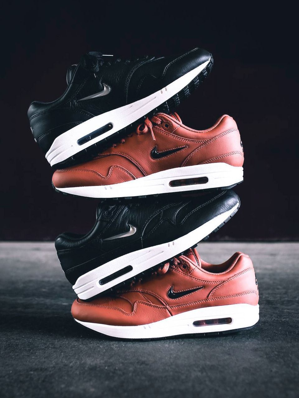 sale retailer 0af87 bf284 Nike Air Max 1 Jewel (by thegoodwillout)