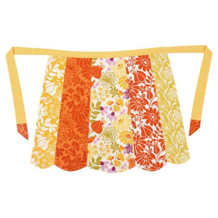 Adorable half apron by Kate Spain