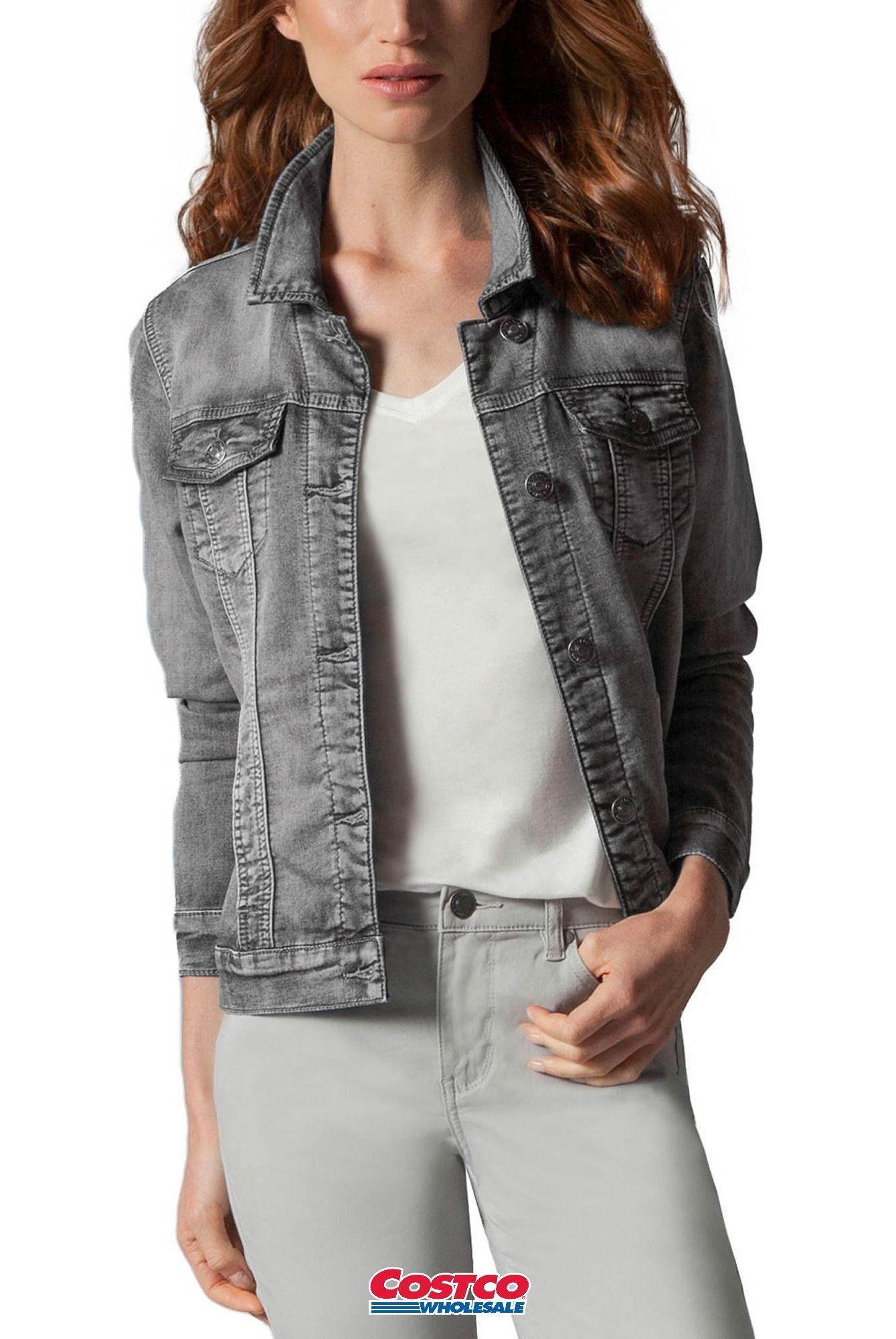 74a0361eff8a Buffalo Ladies  Stretch Knit Denim Jacket