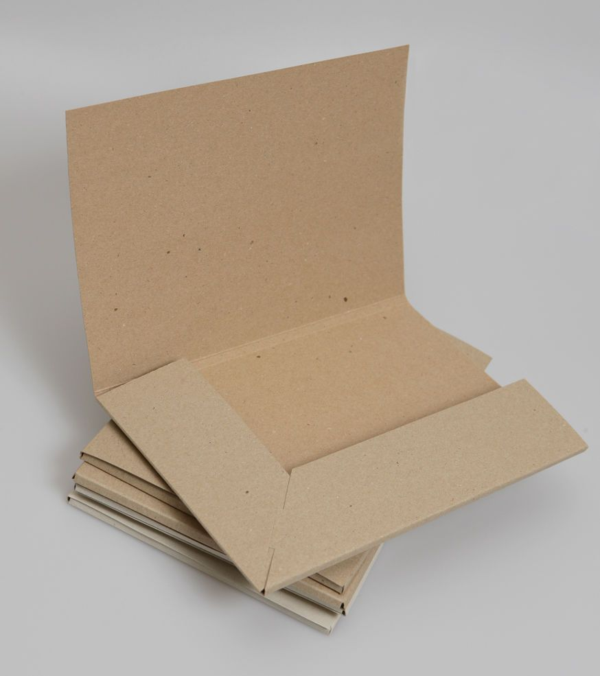 kraft recycled presentation folders a4 pack of 10 ebay