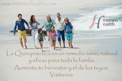 ¿Sabías que la Quiropráctica puede ayudar a solucionar tus problemas de salud sea cual sea tu edad? Visita Hennen Health Consulta Quiropráctica y te ayudaremos Tlf: 91-890-17-40 / 96-540-30-48 #salud #familia #quiropractica