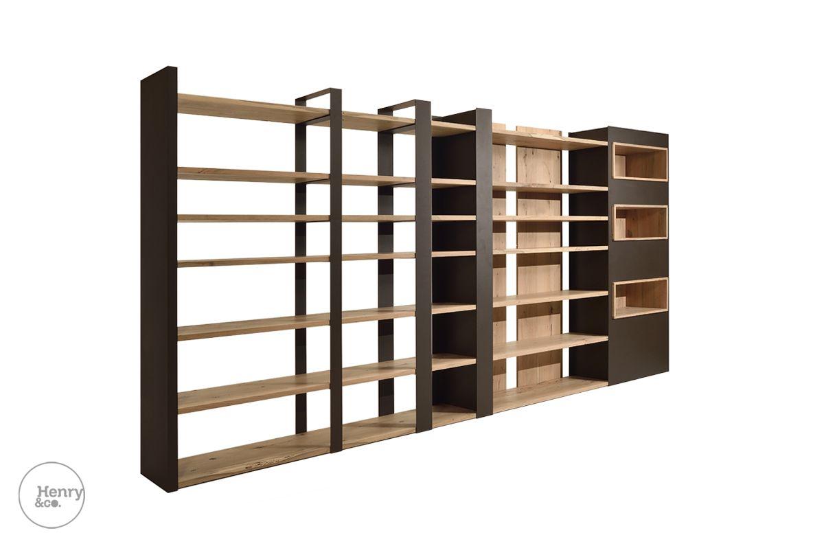 Fibonacci #bookshelf. / #Libreria #Fibonacci. #wood #legno #iconsfurniture #design #icons #furniture