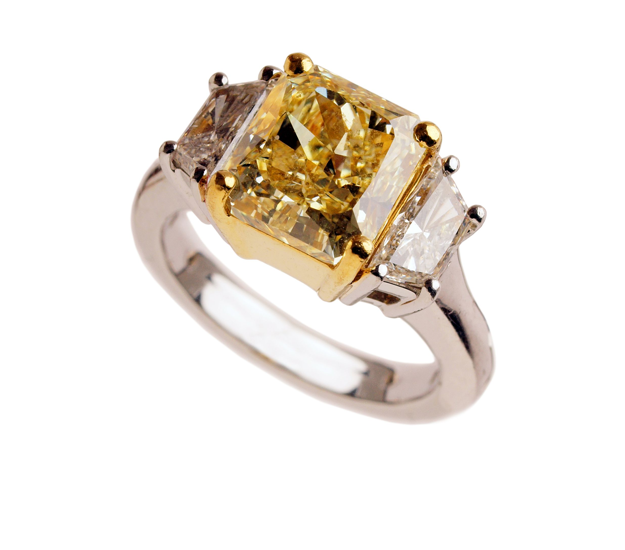 canary princess ring engagement rings