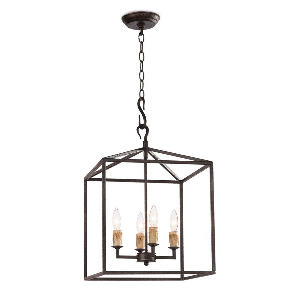 Regina Andrew Cape Lantern Small In Black Iron 16 1170bi In 2020 Lantern Lights Candelabra Light Lanterns