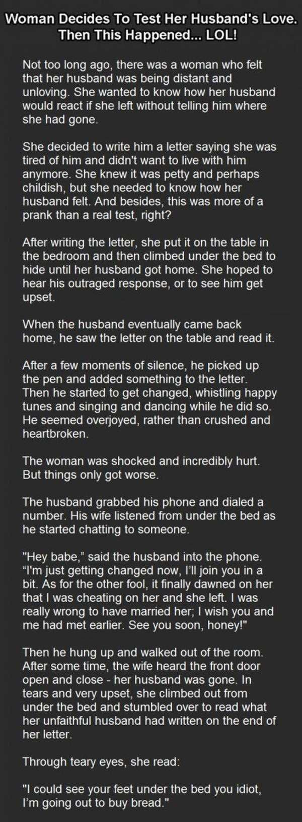 15 Jokes And Short Stories | Funny stories, Funny texts ...