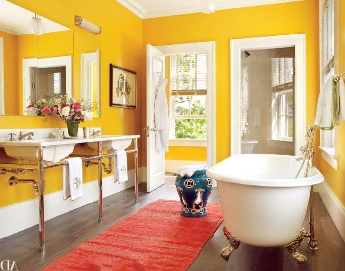 Photo of ▷ 1001 + Ideas for Choosing Unique and Beautiful Bathroom Paint Colors