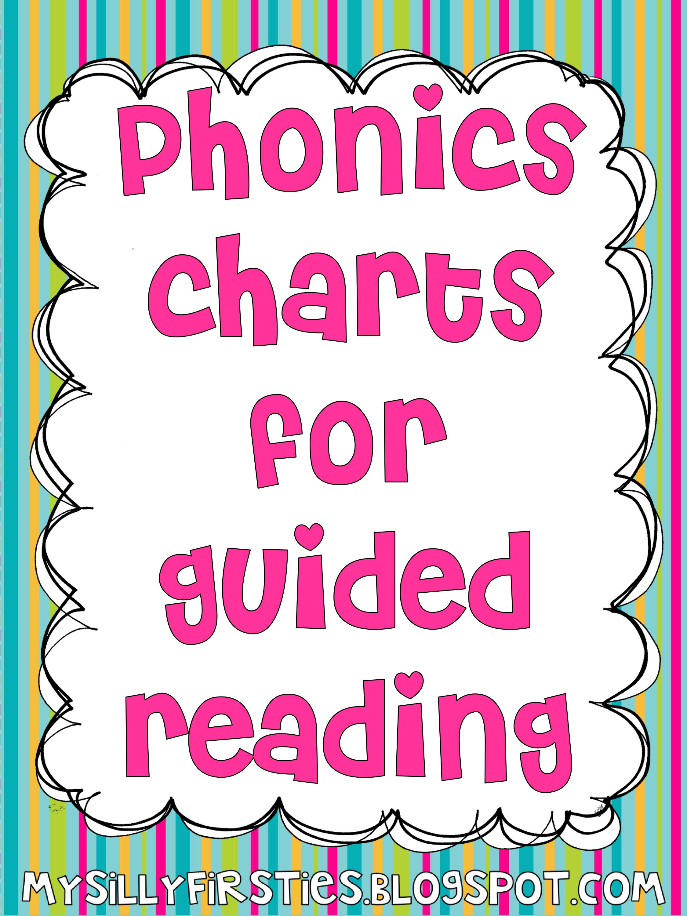 These Are Terrific Phonics Charts For Blends And Digraphs I Got
