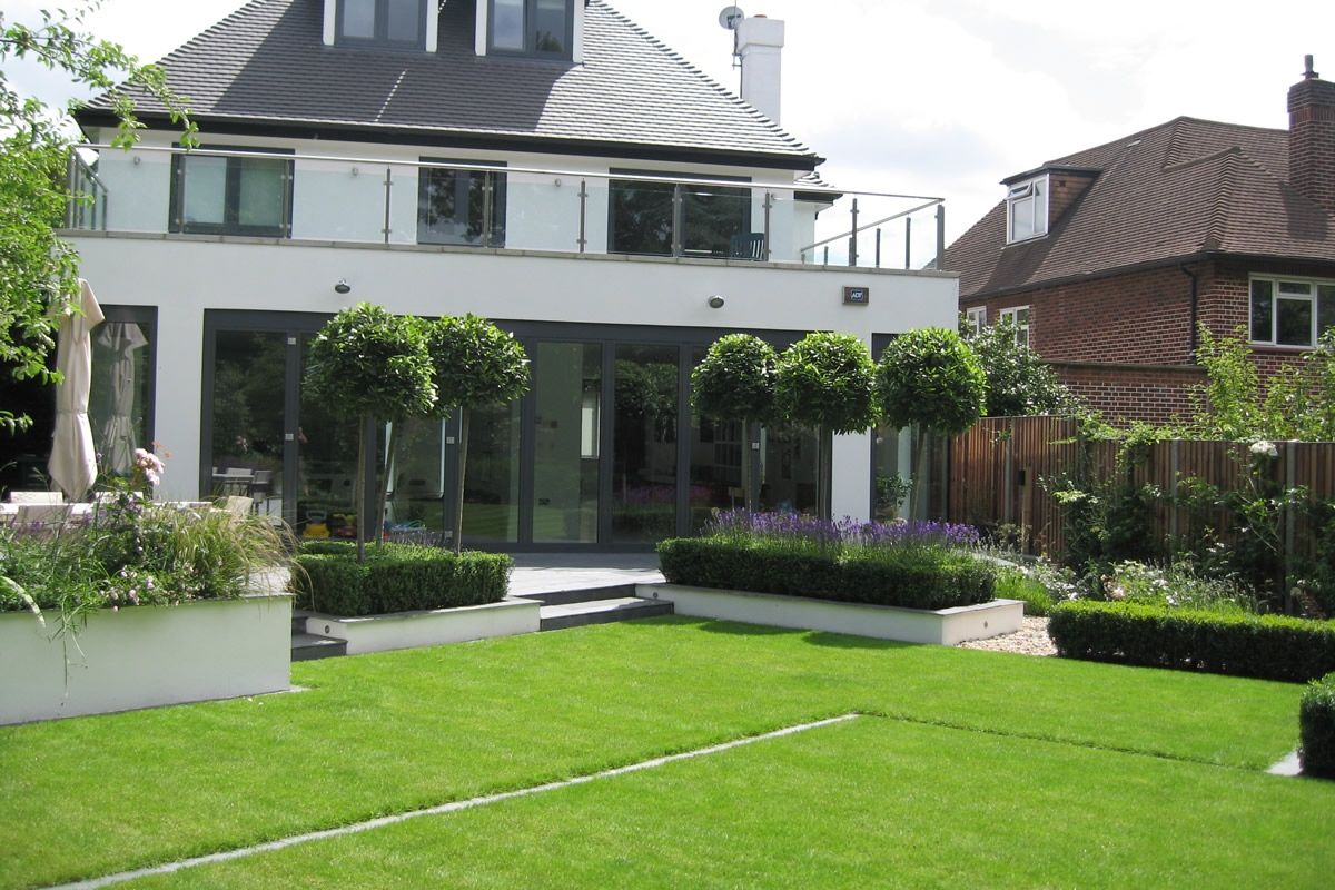 Garden Design 33 East Finchley | Garden Designs 21 - 40 | Garden Design | Garden Design London | #contemporarygardendesign