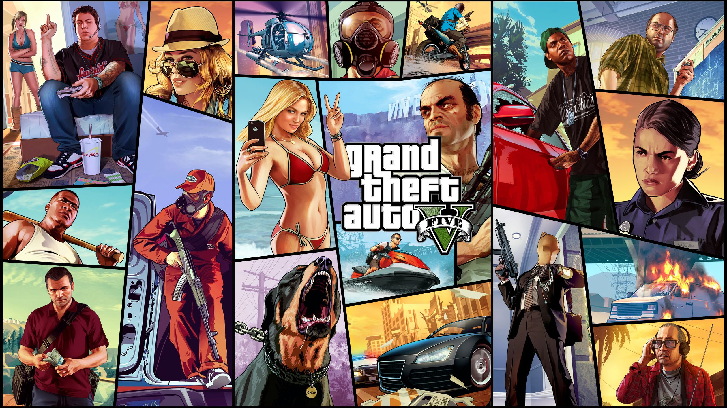 Gta Wallpapers Wallpaper