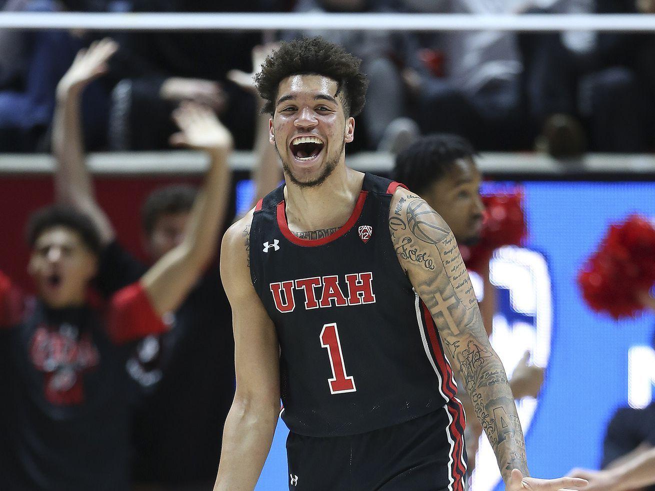 Utah Comes Up Big In Overtime To Defeat Stanford 64 56 In 2020 Stanford Cardinal Utah Utes Utah