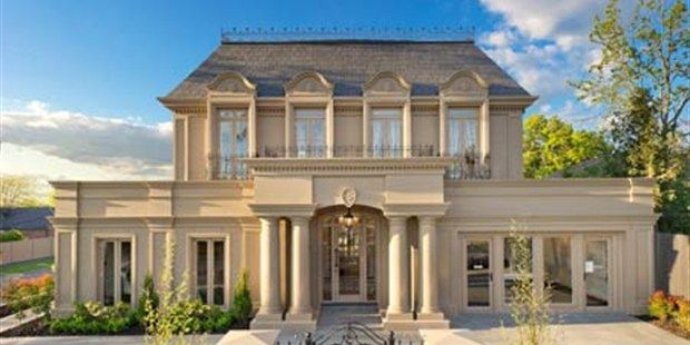 French Provincial Homes | Homes: French Ambience