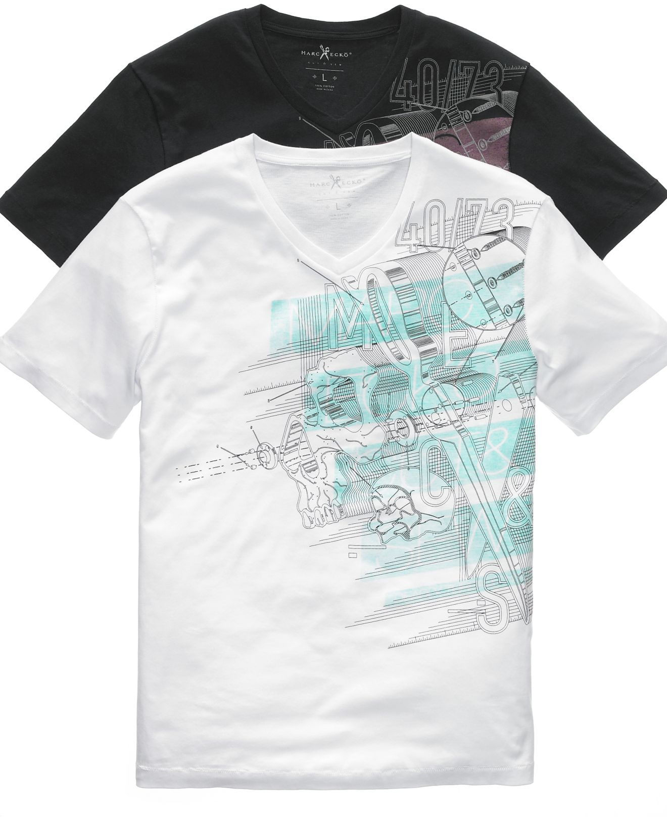 Marc ecko cut sew t shirt blueprint tee mens 2 day specials marc ecko cut sew t shirt blueprint tee macys malvernweather Choice Image