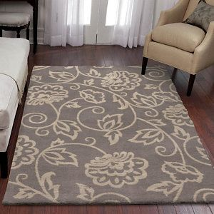 Orian Rugs Utopia Abby Grey 5x8 Area Rug