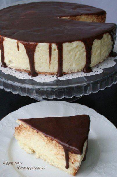 Торт Птичье молоко  / Новые дети
