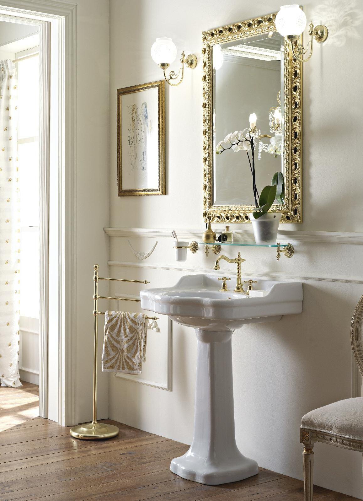 Lavabo A Colonna Design sbordoni palladio washbasin with pedestal (con immagini