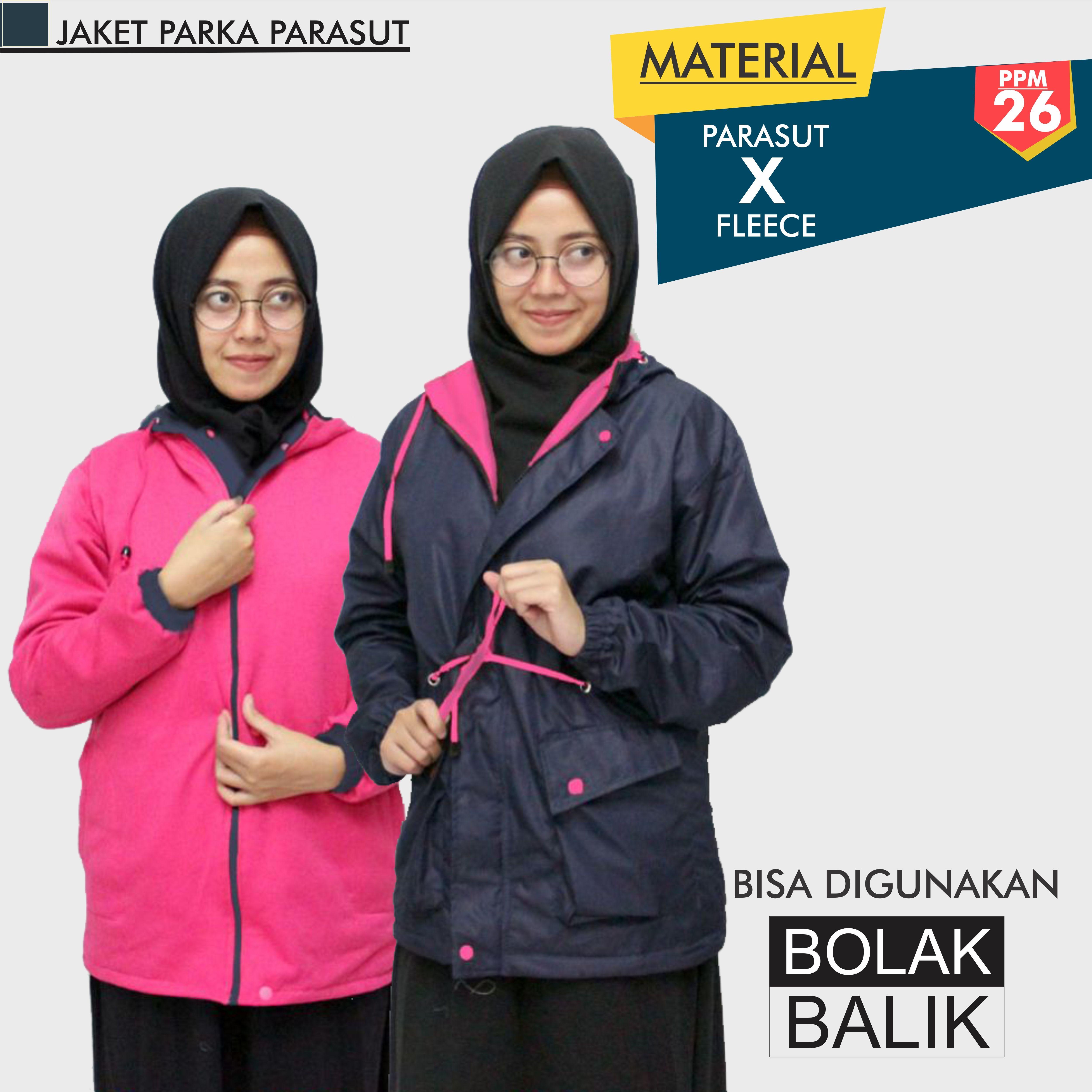 Jaket Parka Bisa Dipakai Bolak Balik Pink Update Daftar Harga Janet Ols Cewek 0811 3965 432 Konveksi Siap Kirim Ke Ampenan Kota Mataram
